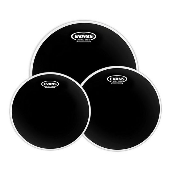 Evans Evans Onyx 2-Ply Tompack Coated, Standard (12 inch, 13 inch, 16 inch)