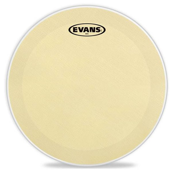 Evans Evans MX5 Marching Snare Side Drum Head, 13 Inch