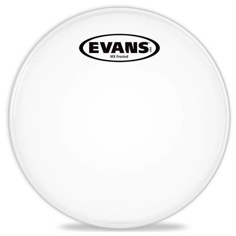 Evans MX Frost Marching Tenor Drum Head
