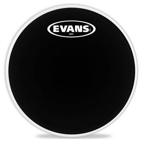 Evans MX Black Marching Tenor Drum Head