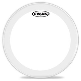 Evans Evans MS3 Clear Marching Snare Side Drum Head, 13 Inch