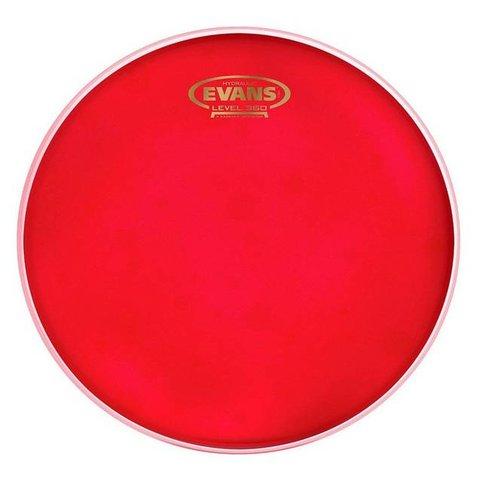 Evans Hydraulic Red Drum Head