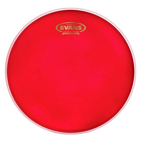 Evans Evans Hydraulic Red Bass Drum Head, 20 Inch