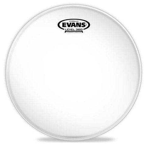Evans Hydraulic Glass Drum Head