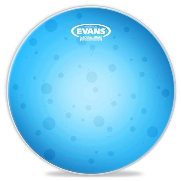 Evans Evans Hydraulic Blue Drum Head