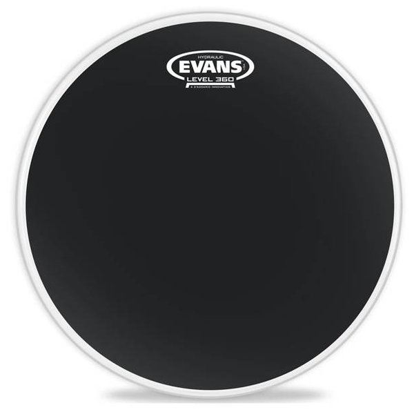 Evans Evans Hydraulic Black Drum Head