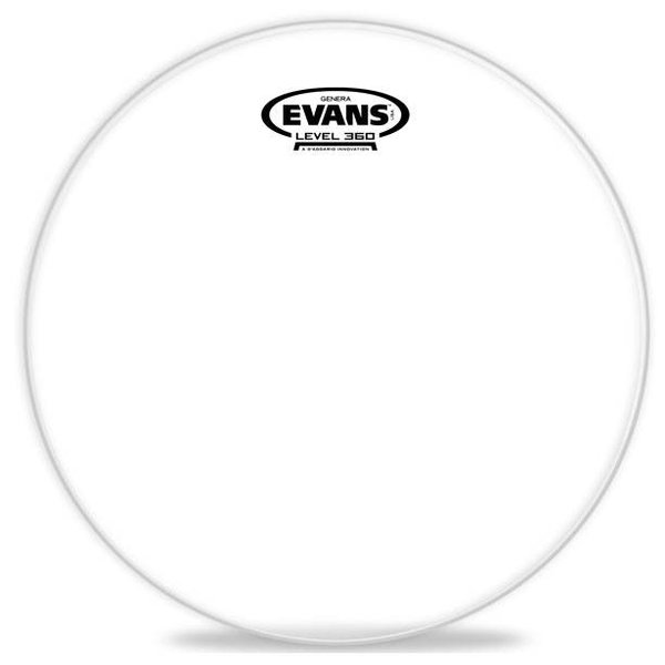 Evans Evans Genera Resonant Drum Head