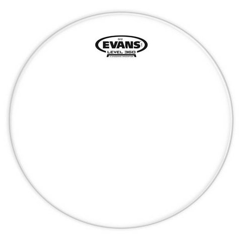 Evans G12 Clear Drum Head