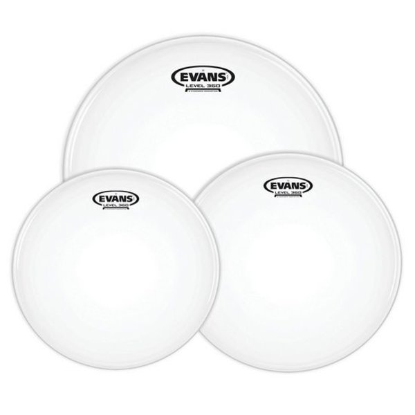 Evans Evans G1 Tompack Coated, Fusion (10 inch, 12 inch, 14 inch)