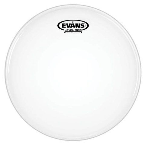 Evans G1 Clear Bass Drum Head