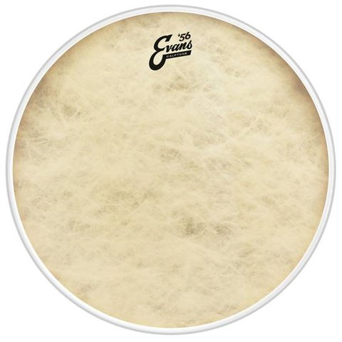 Evans Calftone Bass Drum Head