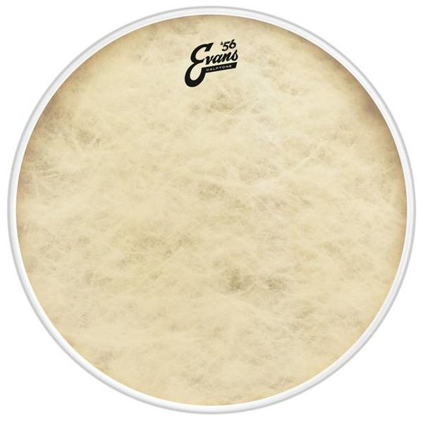 Evans Evans Calftone Bass Drum Head