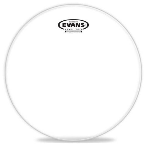 Evans Clear 200 Snare Side Drum Head