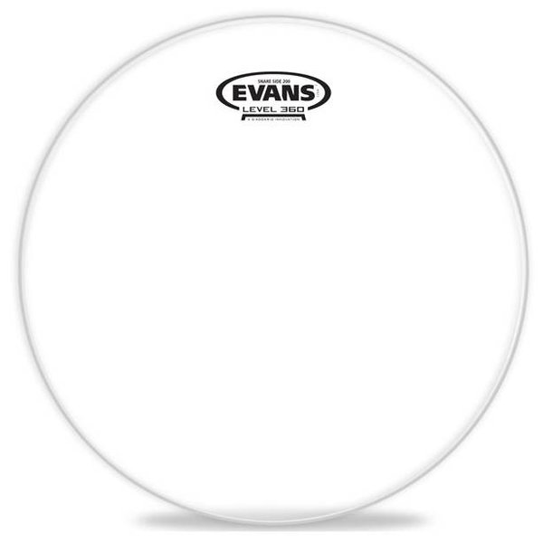 Evans Evans Clear 200 Snare Side Drum Head