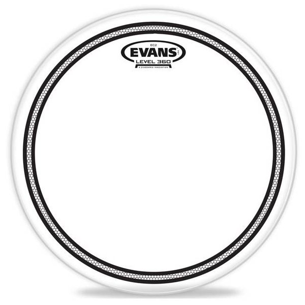 Evans Evans EC2 Clear Drum Head
