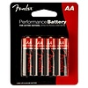 Fender AA Battery 4 Pack
