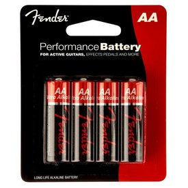 Fender Fender AA Battery 4 Pack