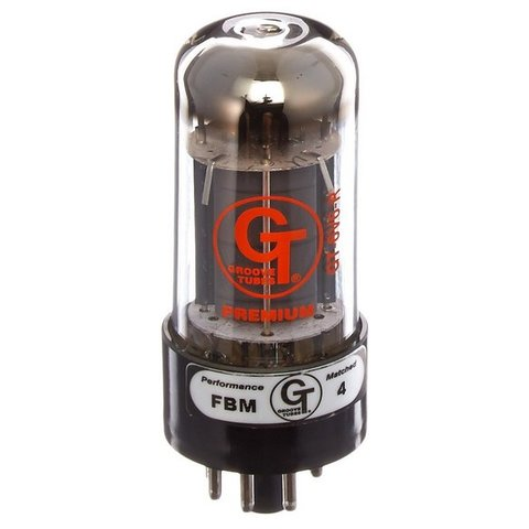 Fender Groove Tubes GT-6V6-R Medium Single