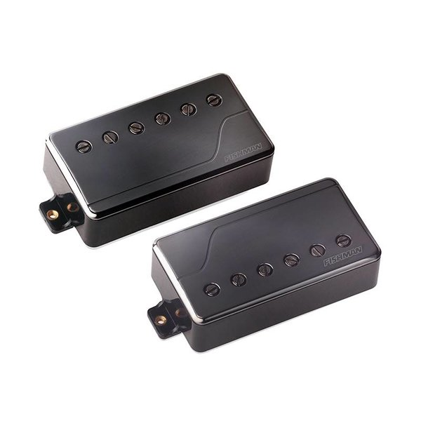 Fishman Fishman PRF-CHB-SB2 Fluence Classic Humbucker, Set, Black Nickel