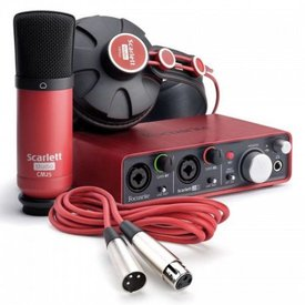Focusrite Focusrite Scarlett 2i2 Studio 2nd Gen Bundle