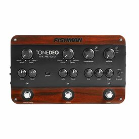 Fishman Fishman PRO-DEQ-AFX ToneDeq AFX Preamp, EQ and DI with Dual Effects