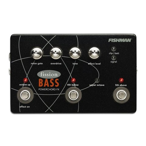 Fishman PRO-FSN-BAS Fission Bass Powerchord FX Pedal