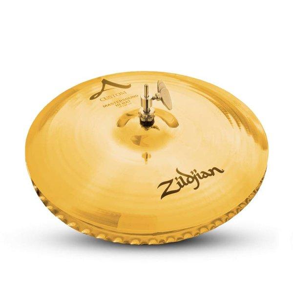 """Zildjian Zildjian A20555 15"""" A Custom Mastersound Hi Hat - Bottom"""