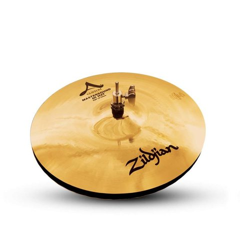 "Zildjian A20502 13"" A Custom Mastersound Hi Hat - Bottom"
