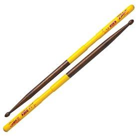 Zildjian Zildjian ASTG Trilock Gurtu Drumsticks Wood Walnut Dip
