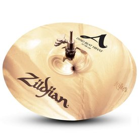 "Zildjian Zildjian Z40134 14"" Z Custom Dyno Beat Hi Hat"