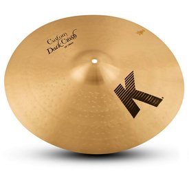 "Zildjian Zildjian K0952 19"" K Custom Dark Crash"
