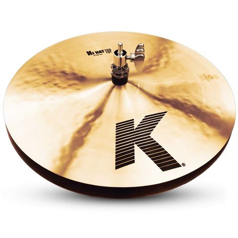 "Zildjian K0822 13"" K Hi Hat - Bottom"