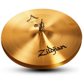 "Zildjian Zildjian A0135 14"" A Zildjian New Beat Hi Hat - Bottom"