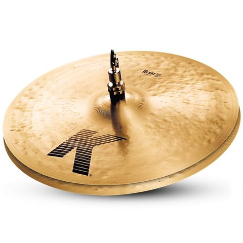 "Zildjian K0825 14"" K Hi Hat - Bottom"