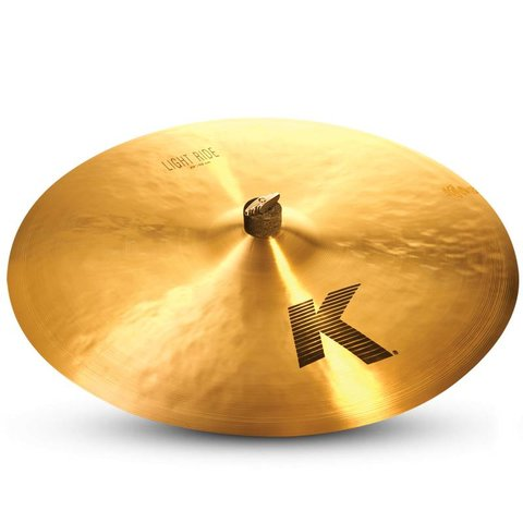 "Zildjian K0832 22"" K Light Ride"