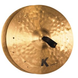"Zildjian Zildjian K2104 18"" K Symphonic Traditional Series Pair"