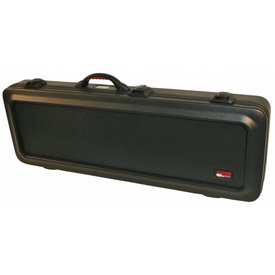 Gator Gator ATA Molded PE Stratocaster/Telecaster Guitar Case w/ TSA latches