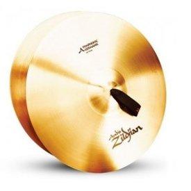 """Zildjian Zildjian A0449 20"""" Sym-Viennese Tone-Pair"""
