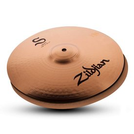 "Zildjian Zildjian S14HB 14"" S Hi Hats, Bottom"