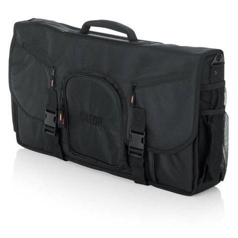 Gator G-CLUB CONTROL 25 Large Messenger Bag -DJ style Midi controller