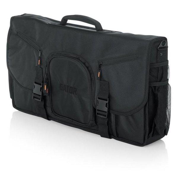 Gator Gator G-CLUB CONTROL 25 Large Messenger Bag -DJ style Midi controller