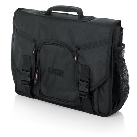 Gator G-CLUB CONTROL Messenger bag for DJ style Midi controller