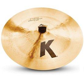 """Zildjian Zildjian K0970 17"""" K Custom Dark China"""
