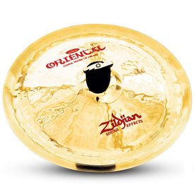 "Zildjian Zildjian A0612 12"" Oriental China ""Trash"