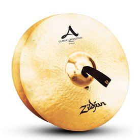 "Zildjian Zildjian A0781 17"" Classic Orchestral Selection Medium Pair"