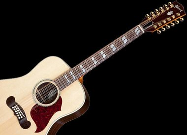 12 String Acoustic Guitars