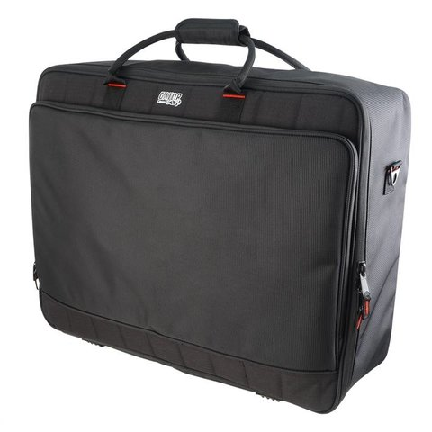 "Gator G-MIXERBAG-2519 25"" x 19"" x 8"" Mixer/Gear Bag - NEW DESIGN"