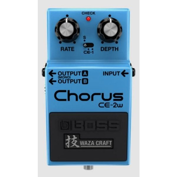 Boss Boss CE2W Chorus Waza Craft Special Edition