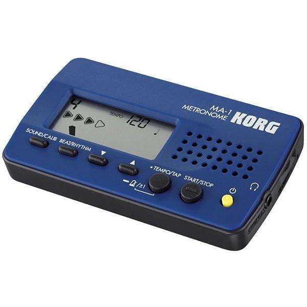 Korg Korg MA-1 Metronome, Blue MA1