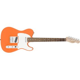 Squier Affinity Series Telecaster, Rosewood Fingerboard, Competition Orange